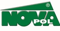 NOVAPOL.PL – budownictwo, dachy, elewacje, termomodernizacje, termowizja, zabytki Logo